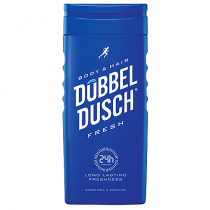 Dubbeldusch Fresh 250 ml